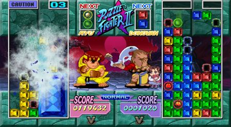 Super Puzzle Fighter II HD Remix - 09954