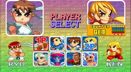 Super Puzzle Fighter II HD Remix - 09942