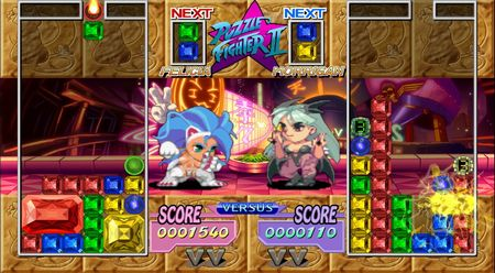 Super Puzzle Fighter II HD Remix - 09943