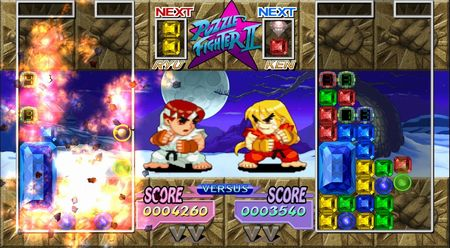 Super Puzzle Fighter II HD Remix - 09944