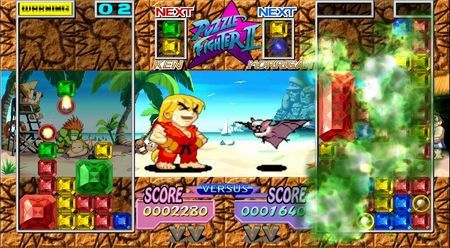Super Puzzle Fighter II HD Remix - 09950