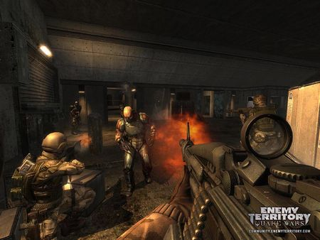 Enemy Territory: Quake Wars - 24038