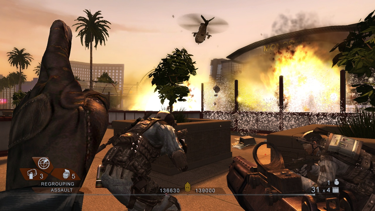 Tom Clancy's Rainbow Six Vegas 2 - 21768