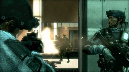Tom Clancy's Rainbow Six Vegas - 07885
