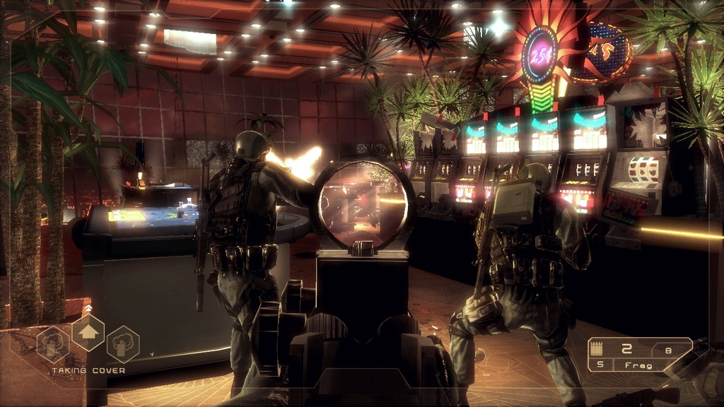 Tom Clancy's Rainbow Six Vegas - 07889