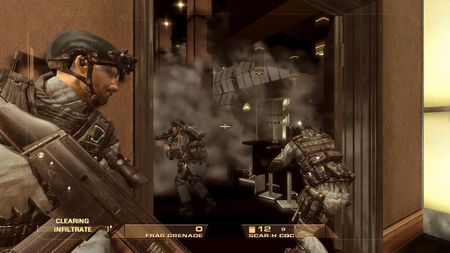 Tom Clancy's Rainbow Six Vegas - 07879