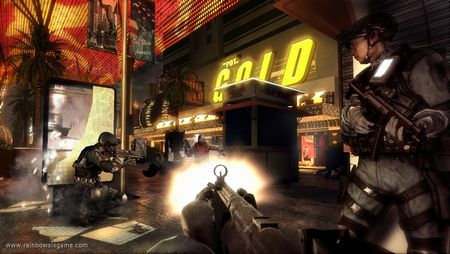 Tom Clancy's Rainbow Six Vegas - 07892
