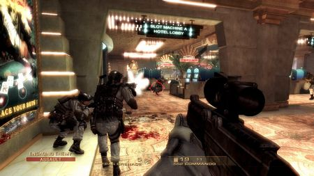 Tom Clancy's Rainbow Six Vegas - 07871