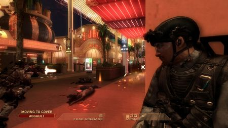 Tom Clancy's Rainbow Six Vegas - 07873