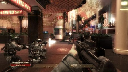 Tom Clancy's Rainbow Six Vegas - 07854