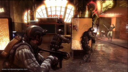 Tom Clancy's Rainbow Six Vegas - 07893