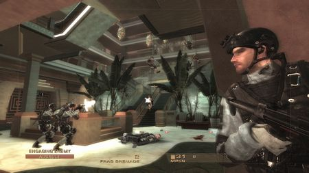 Tom Clancy's Rainbow Six Vegas - 07859
