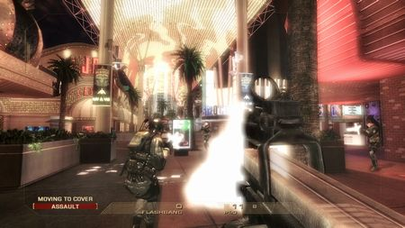 Tom Clancy's Rainbow Six Vegas - 07861