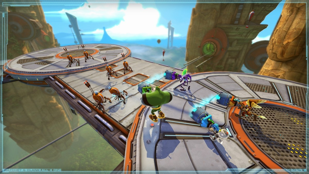 Ratchet and Clank: All 4 One - 43489