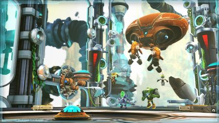 Ratchet and Clank: All 4 One - 43494