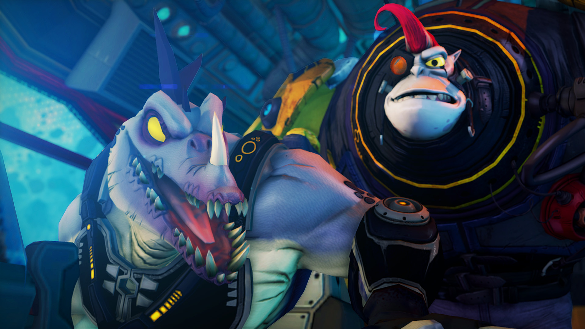 Ratchet and Clank: Into the Nexus - 49821