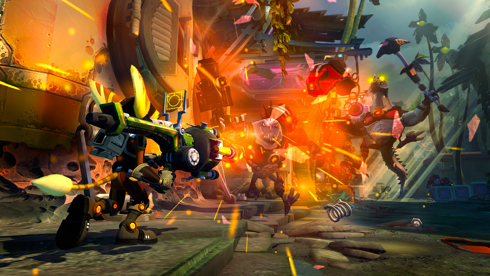 Ratchet and Clank: Into the Nexus - 49824