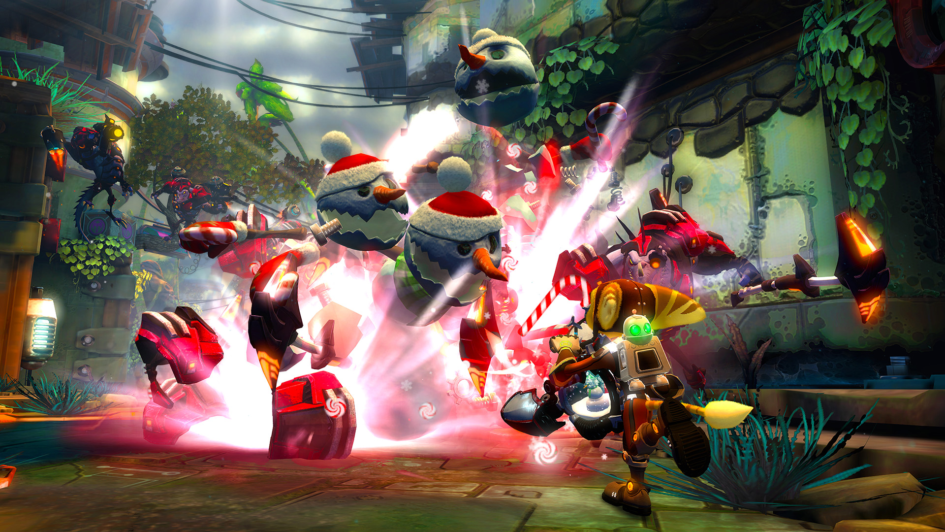 Ratchet and Clank: Into the Nexus - 49825