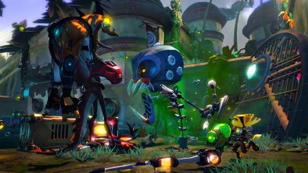 Ratchet and Clank: Into the Nexus - 49822