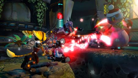 Ratchet and Clank: Into the Nexus - 49826