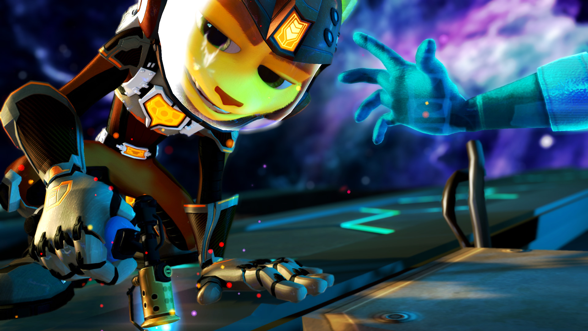 Ratchet and Clank: Into the Nexus - 49823