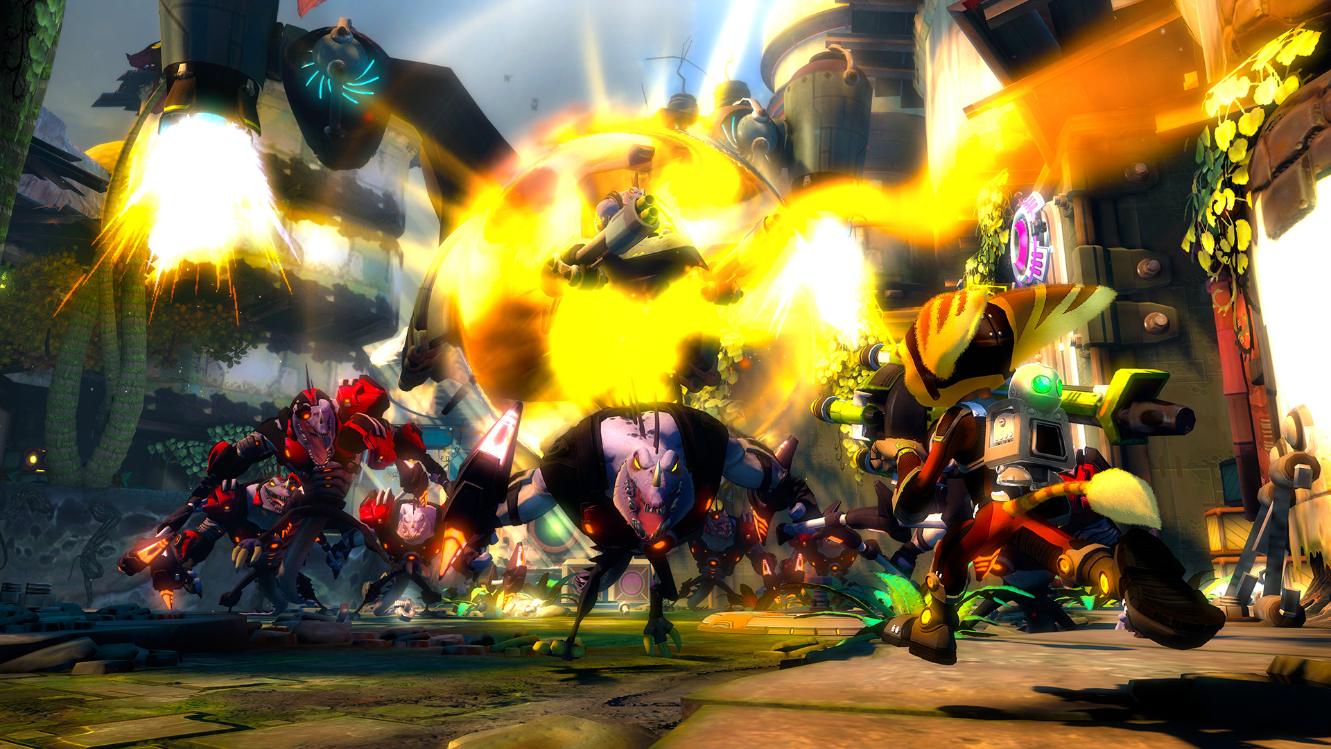 Ratchet and Clank: Into the Nexus - 49829