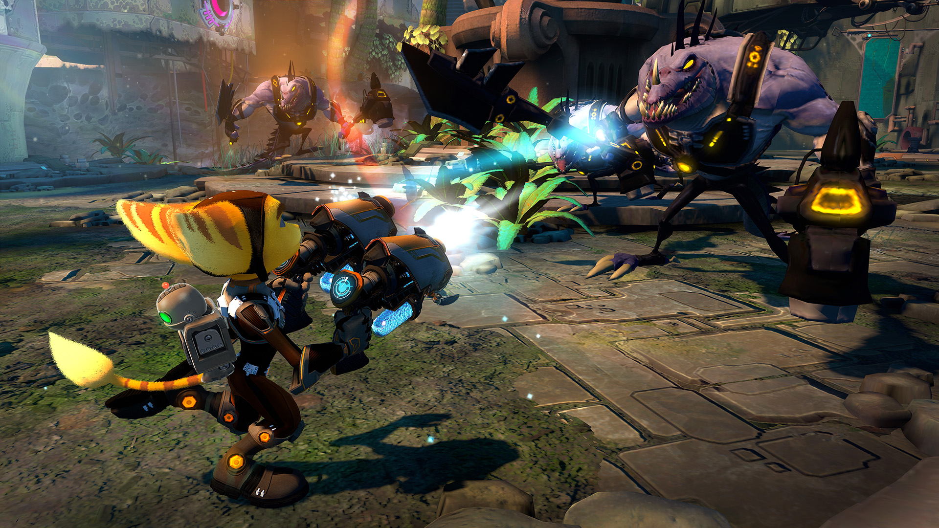 Ratchet and Clank: Into the Nexus - 49831