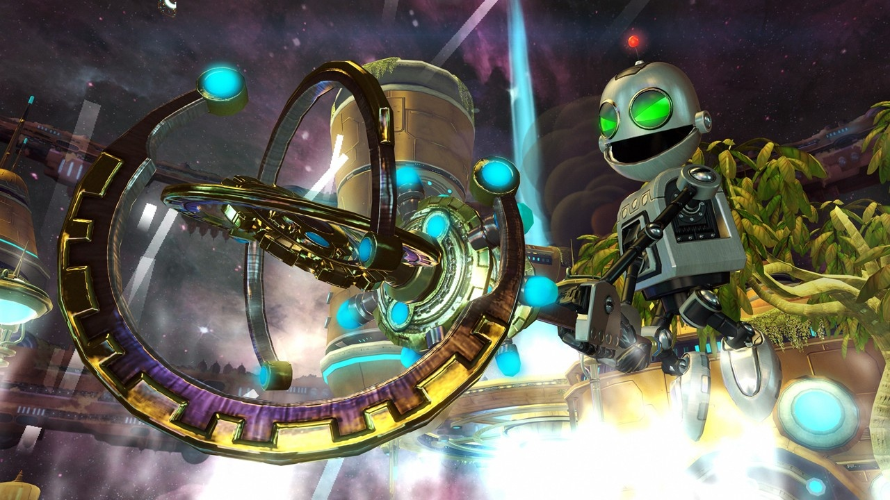 Ratchet and Clank Future: A Crack in Time - 37742