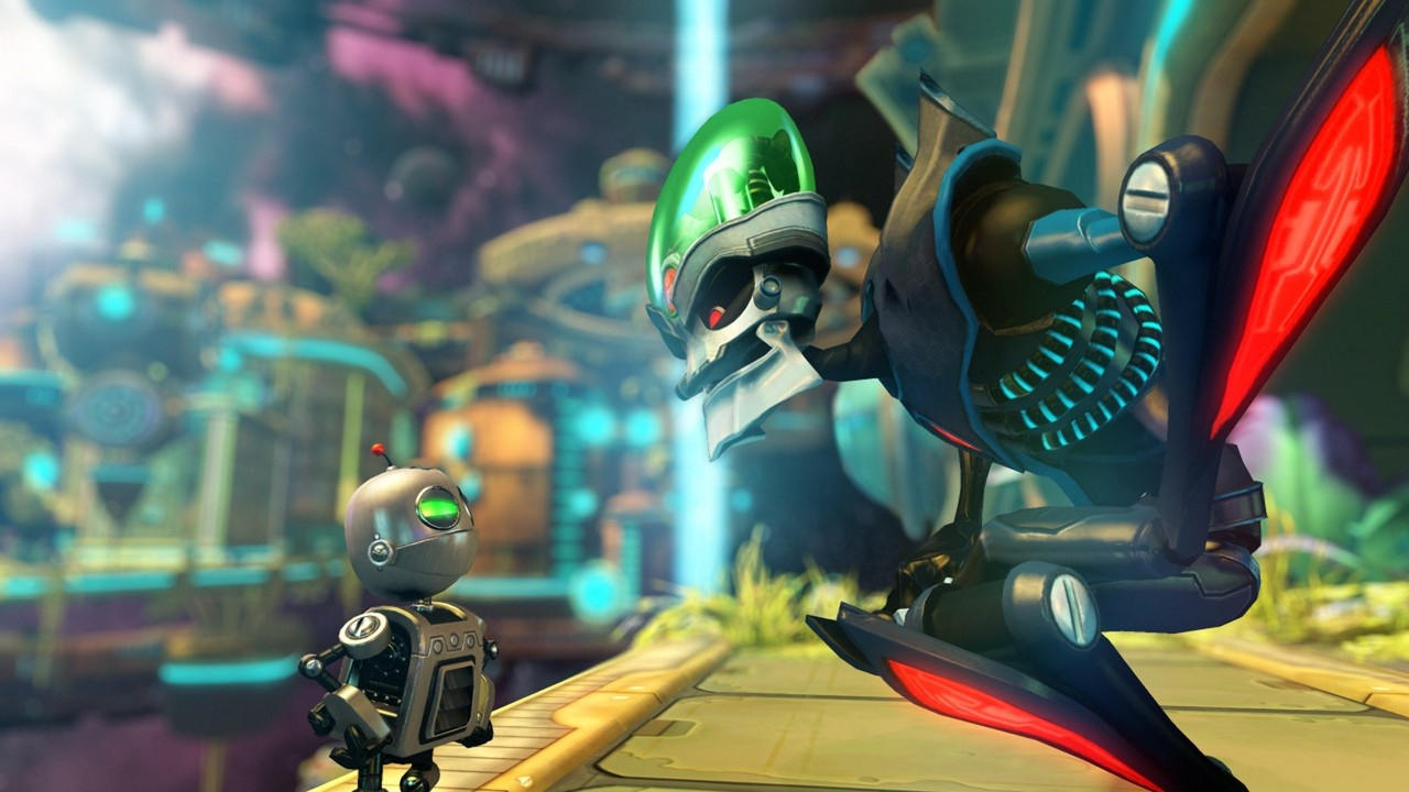 Ratchet and Clank Future: A Crack in Time - 37743