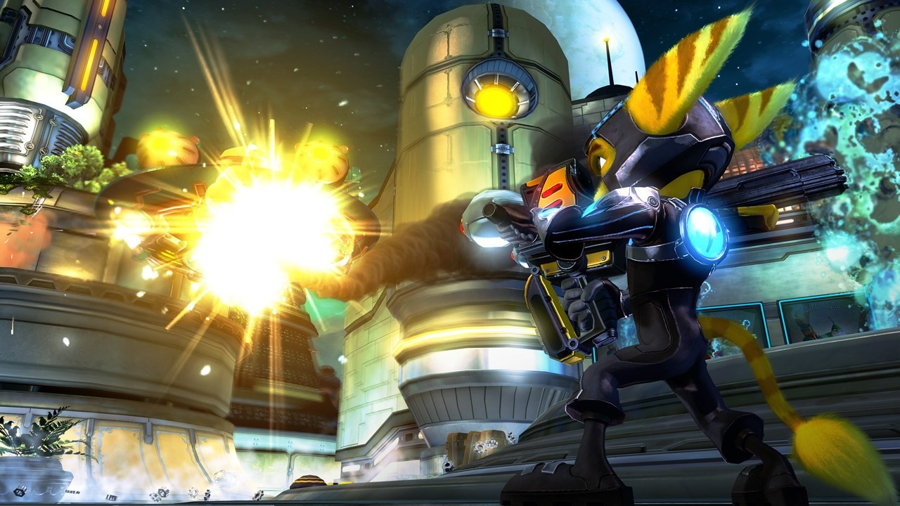 Ratchet and Clank Future: A Crack in Time - 37737