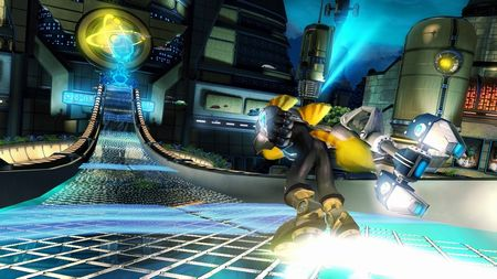 Ratchet and Clank Future: A Crack in Time - 37741
