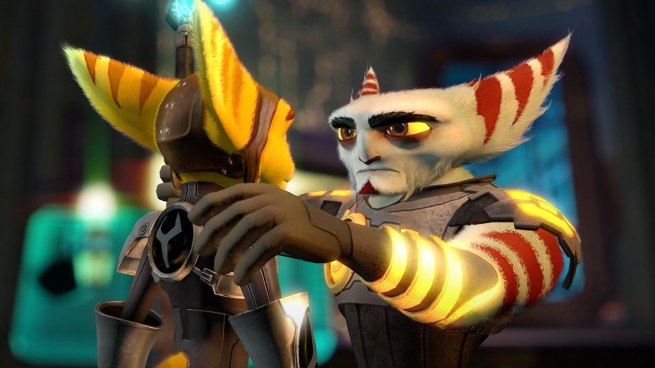 Ratchet and Clank Future: A Crack in Time - 37736