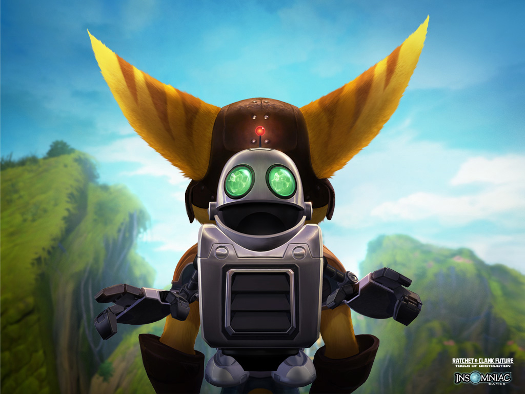 Ratchet and Clank Future: Tools of Destruction - 14797