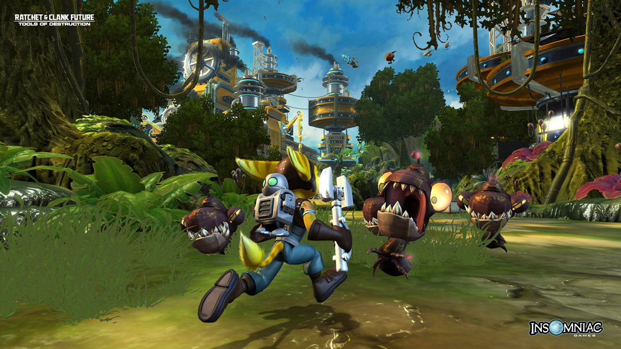 Ratchet and Clank Future: Tools of Destruction - 14799
