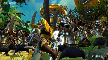 Ratchet and Clank Future: Tools of Destruction - 14801