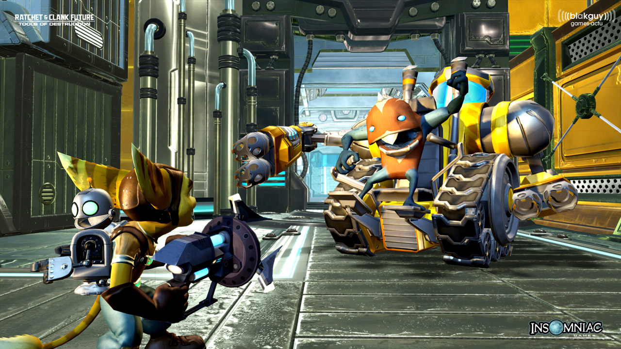 Ratchet and Clank Future: Tools of Destruction - 14802