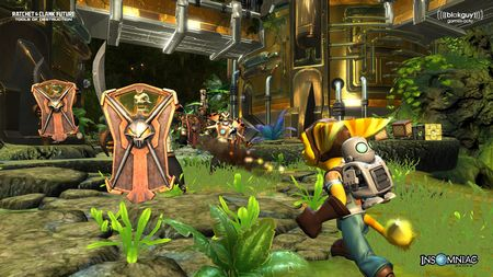 Ratchet and Clank Future: Tools of Destruction - 14803