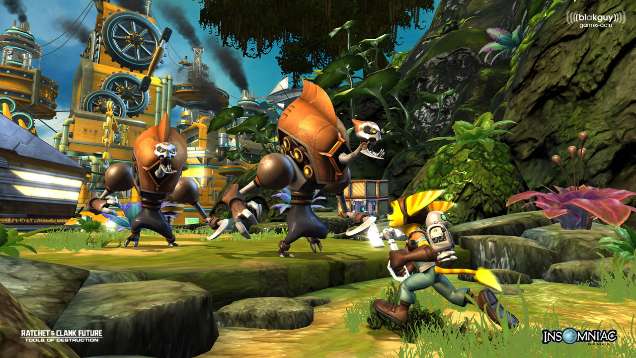 Ratchet and Clank Future: Tools of Destruction - 14805