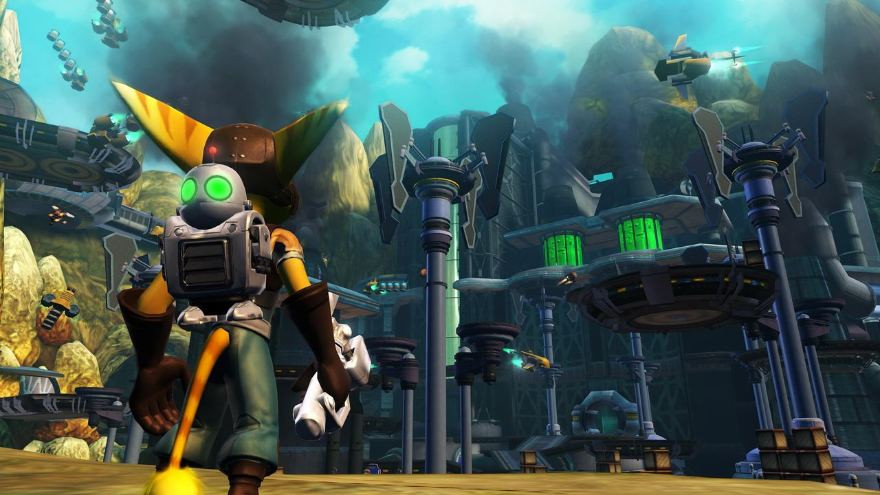Ratchet and Clank Future: Tools of Destruction - 14790