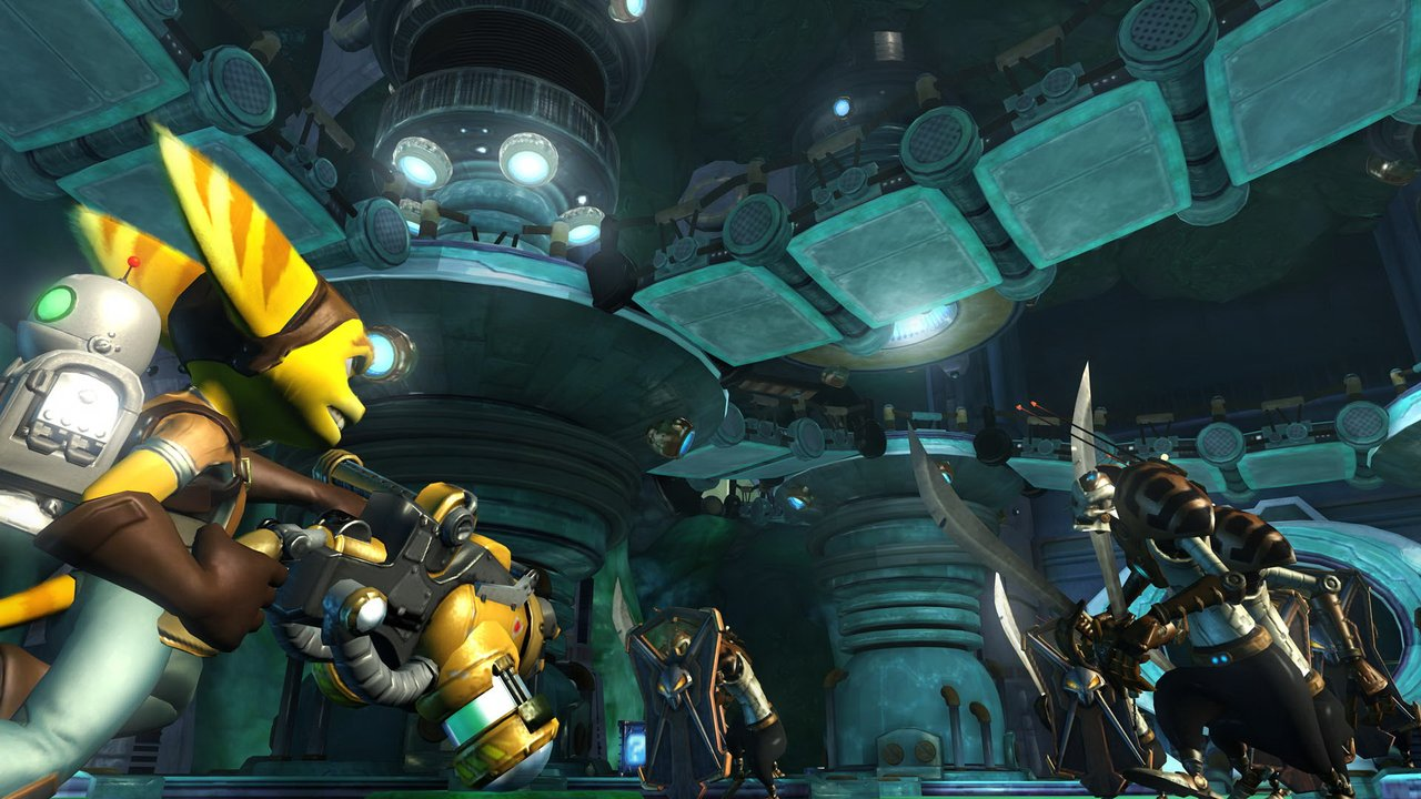 Ratchet and Clank Future: Tools of Destruction - 14793