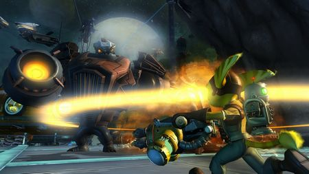 Ratchet and Clank Future: Tools of Destruction - 14794