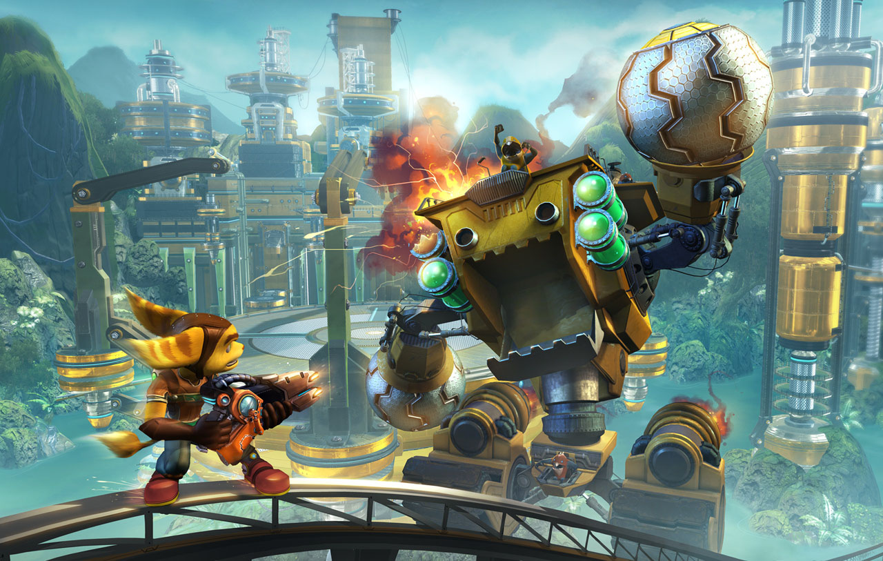 Ratchet and Clank Future: Tools of Destruction - 14779