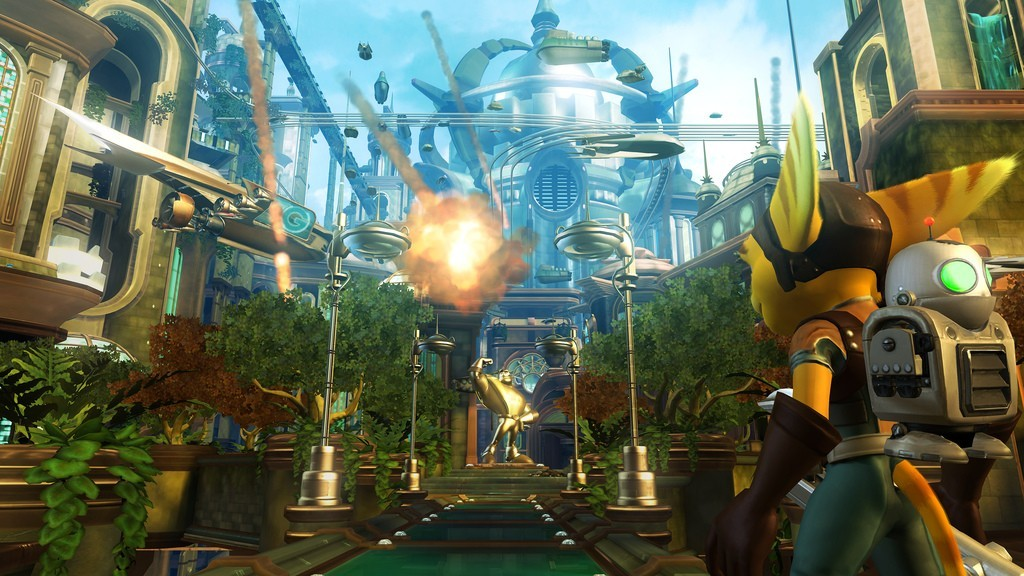 Ratchet and Clank Future: Tools of Destruction - 14781