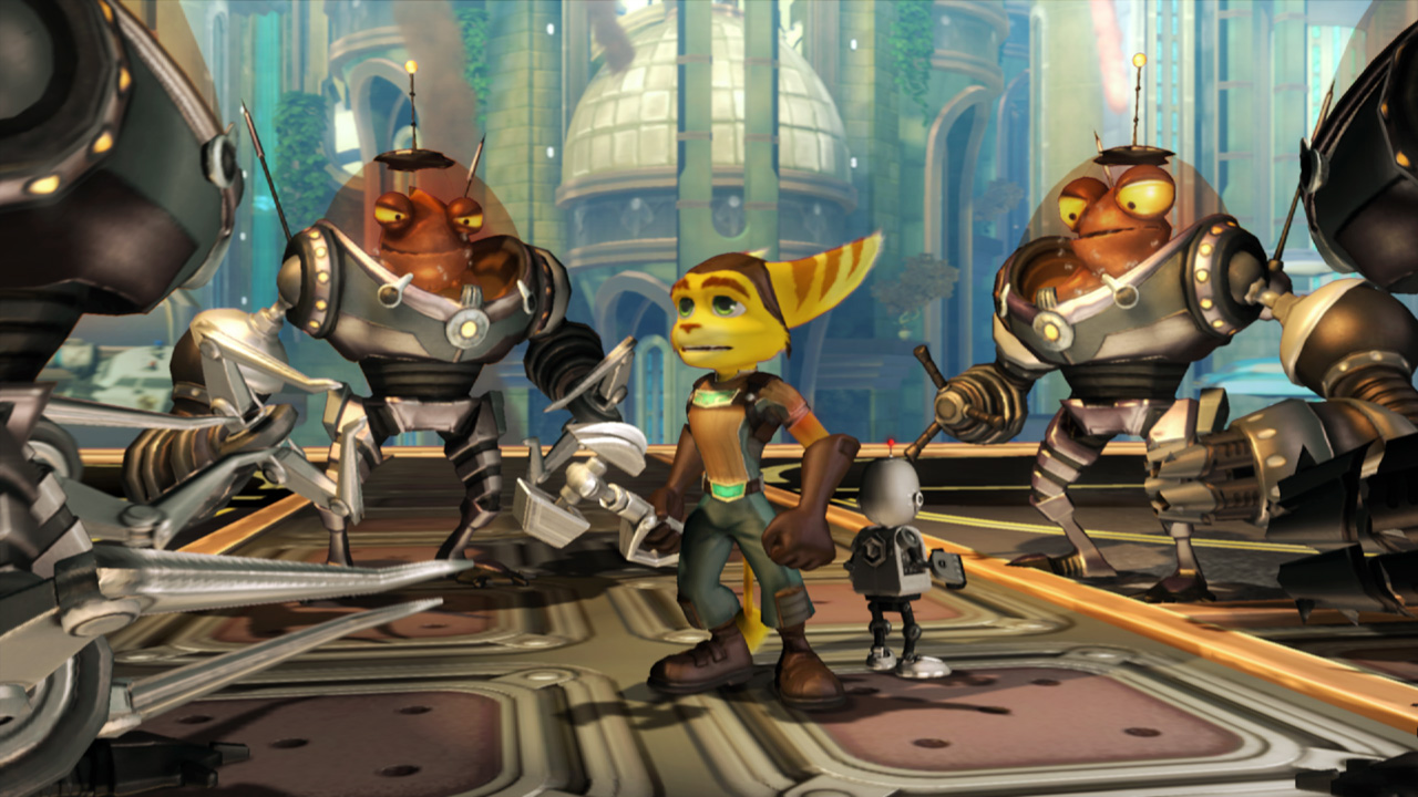 Ratchet and Clank Future: Tools of Destruction - 14782