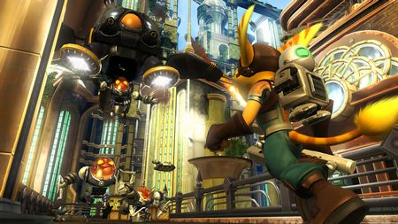 Ratchet and Clank Future: Tools of Destruction - 14784