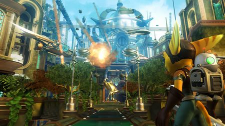 Ratchet and Clank Future: Tools of Destruction - 14787