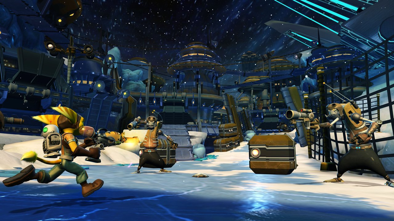 Ratchet and Clank Future: Tools of Destruction - 14763
