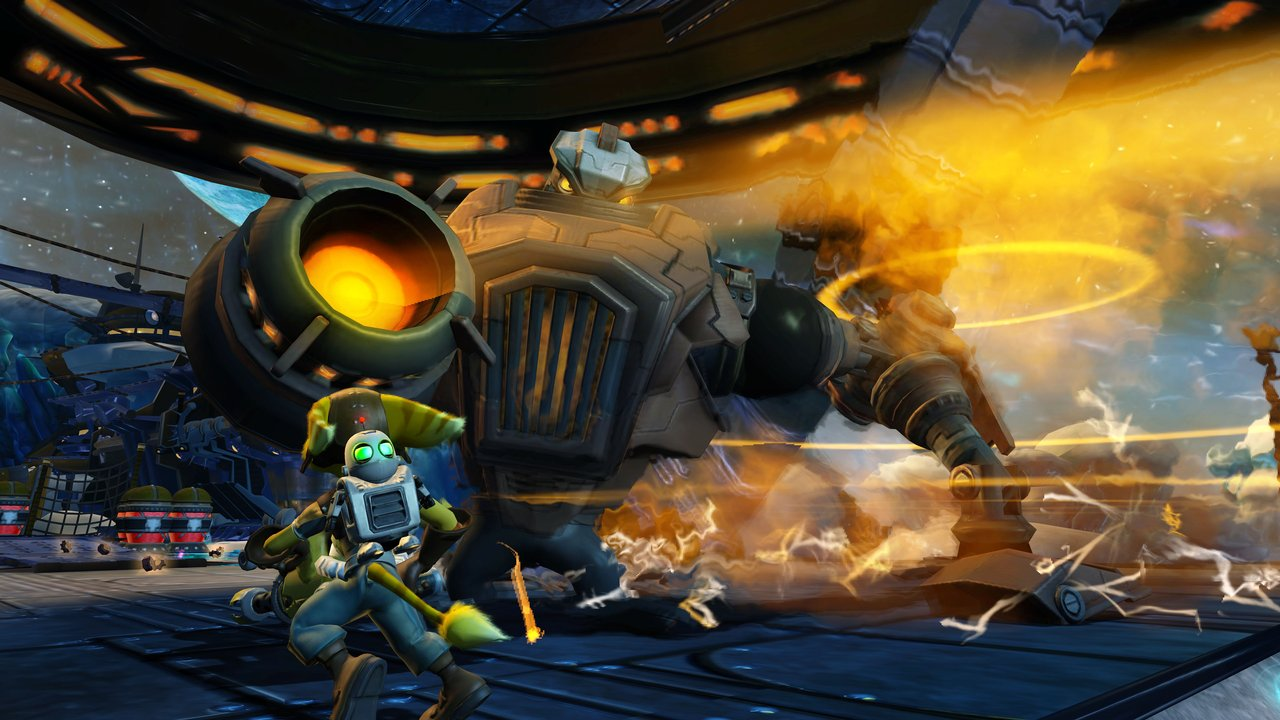 Ratchet and Clank Future: Tools of Destruction - 14766
