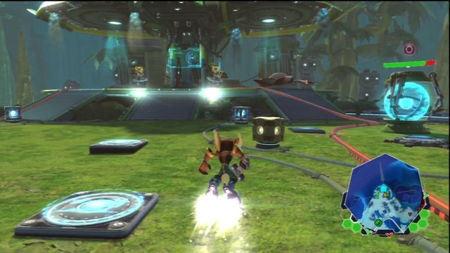 Ratchet and Clank: Full Frontal Assault - 47997