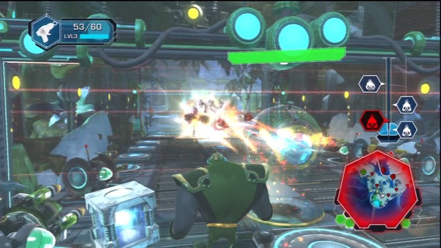 Ratchet and Clank: Full Frontal Assault - 48000